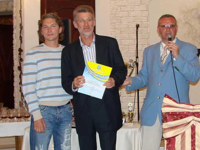 UKRAINIAN GOLF CUP 2008 Первый гольф клуб 30-31 мая 2008г.